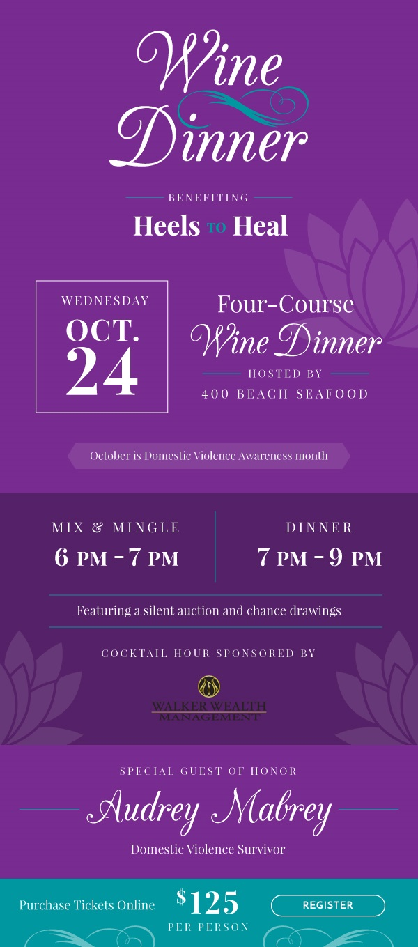 h2h 1807 0016 wine dinner invite graphic for email 2 heels to heal